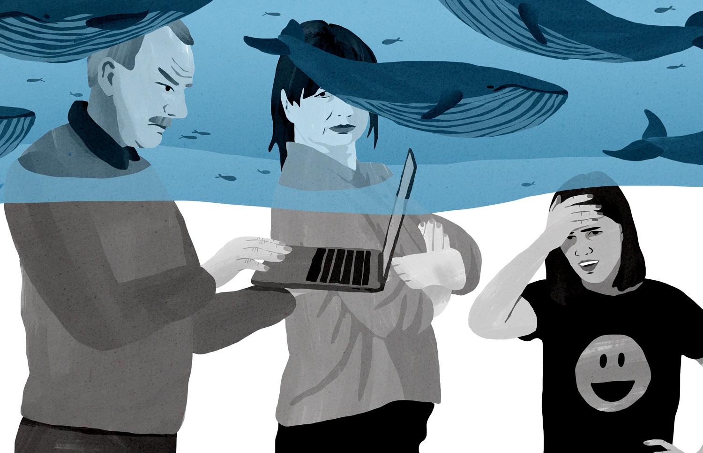 Прошлогодняя моральная паника, связанная с «суицидальными группами» Вконтакте, привела к скандалам в семьях, истерике в школах, ужесточению законов, но не уменьшила количества подростковых самоубийств.