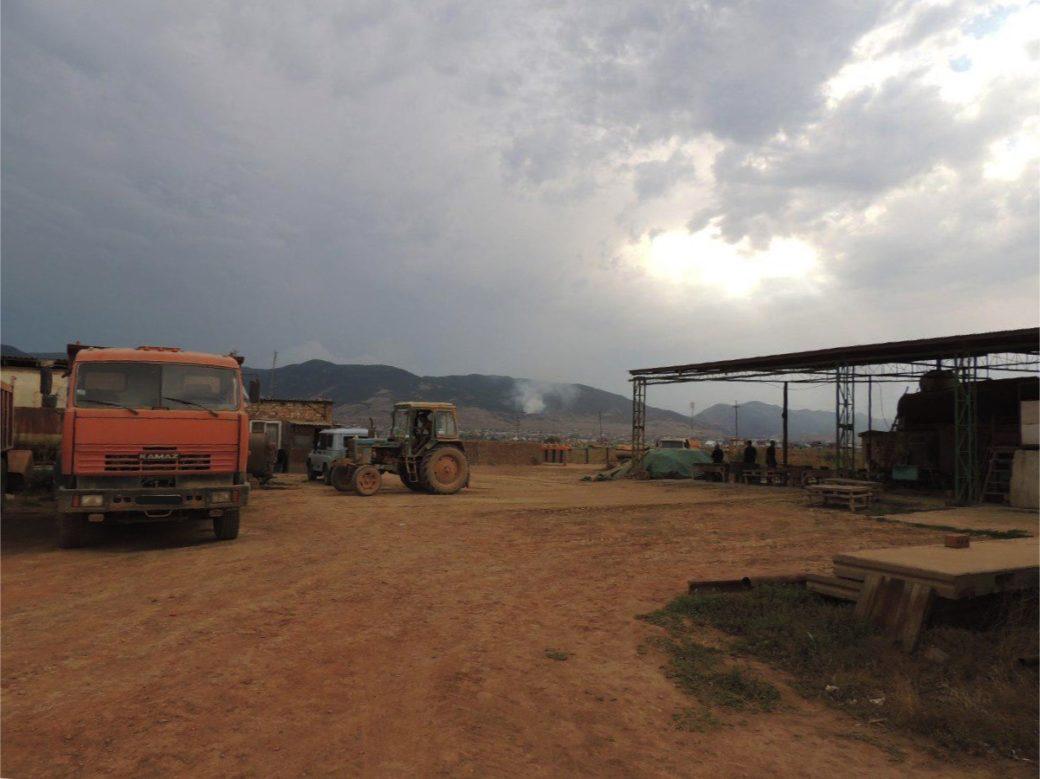 Кирпичный завод в Дагестане. Фото предоставлено движением «Альтернатива»