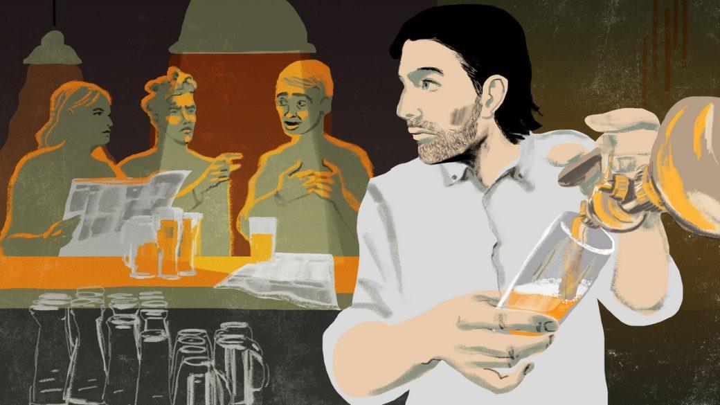 Бывший бармен начал с сайта для фриков и диванных аналитиков и построил медиаимперию